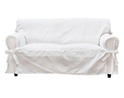 Dekoria Pokrowiec Loose uniwersalny na sofę 2,5-os. Cotton Panama 702-00