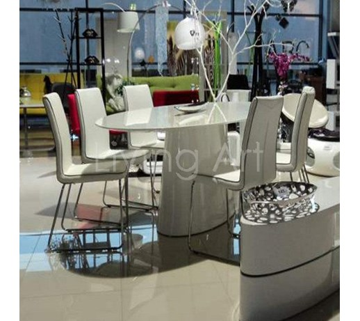 Living art produkty galeria zdj i wyposa enie wn trz for Kare design tisch bijou steel