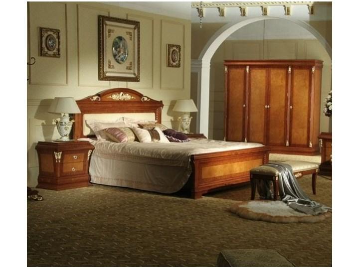 Stylowe łóżko 2601