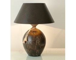 Piękna lampa stołowa Carattere Grandissima