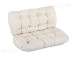 Komplet poduszek Marocco ecrii na sofe