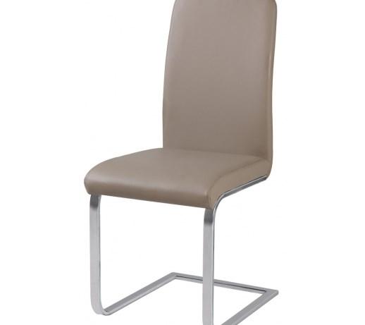 Krzesło H 330 ciemny beż  Krzesła kuchenne  zdjęcia
