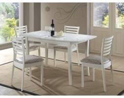 Stół rozkładany MARTINA, biały