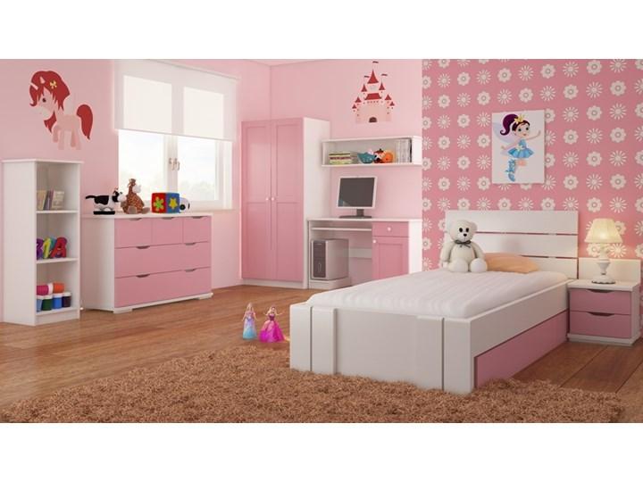Arhus High Drawers łóżko Dla Dzieci I Młodzieży 120x200