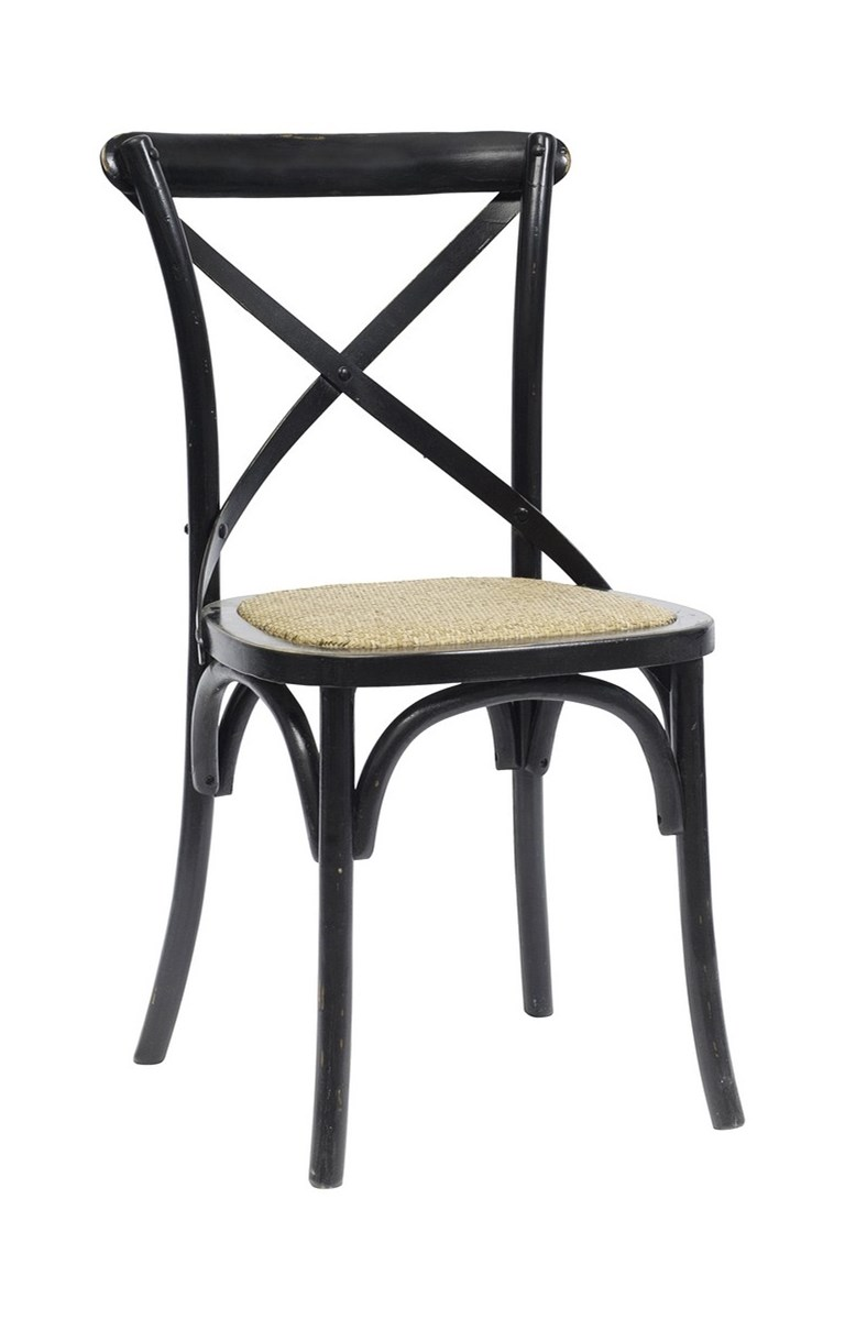Drewniane krzesło X Nordal - Krzesła kuchenne - zdjęcia, pomysły, inspiracje - Homebook