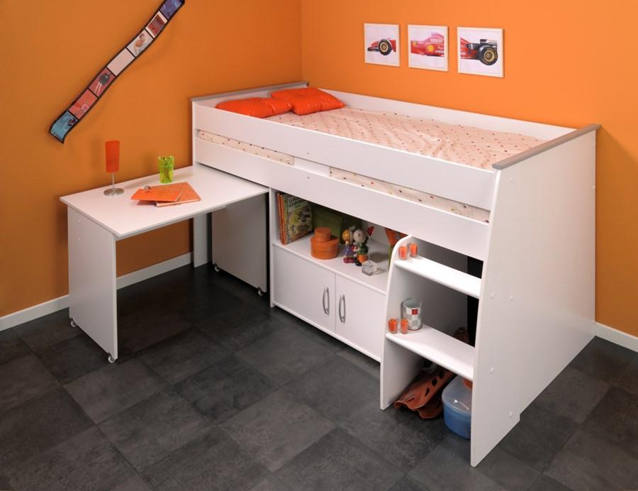 łóżko Dziecięce Wielofunkcyjne Reverse 2270comb