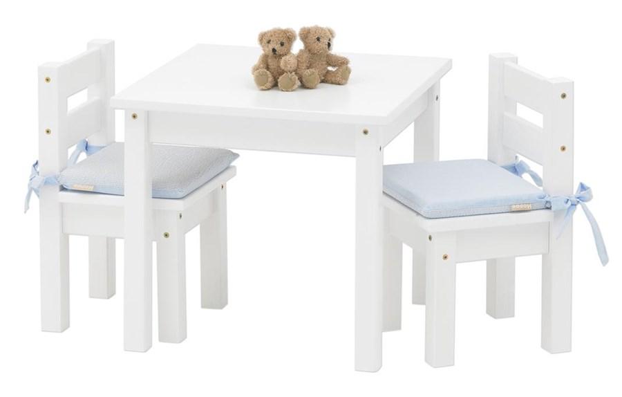 Dziecięcy drewniany stolik z krzesełkami Fairytale – zestaw II  Stoliki dla   -> Drewniany Kuchnia Dla Dzieci Zrób Sam
