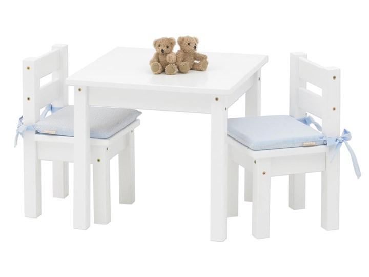 Dziecięcy Drewniany Stolik Z Krzesełkami Fairytale Zestaw Ii