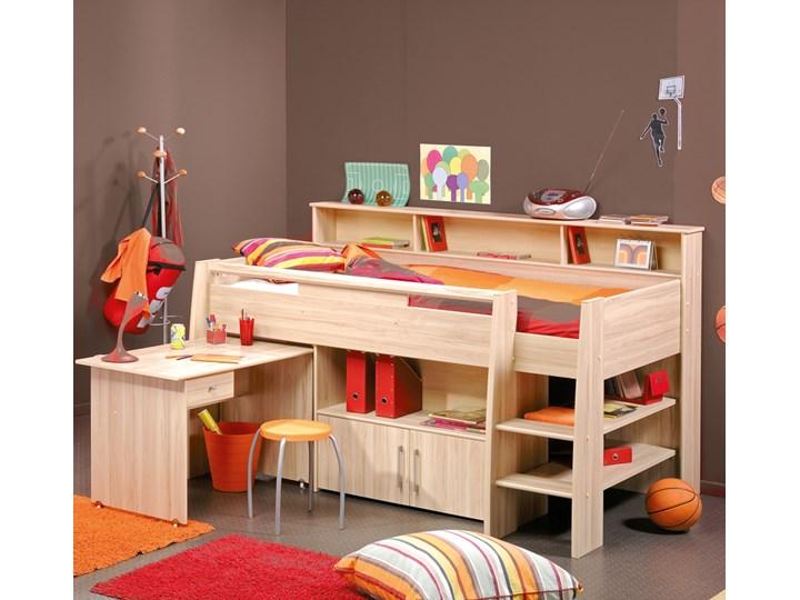 łóżko Dziecięce Kurt Wielofunkcyjne 2259comb