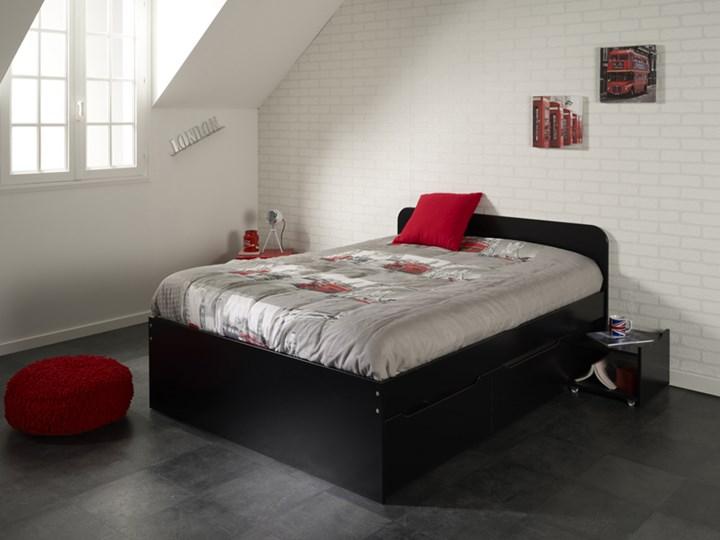łóżko Dla Nastolatka Karl 3604l140