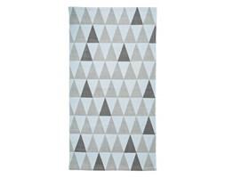 Dywan trójkąty (szaro-niebieskie) Bloomingville