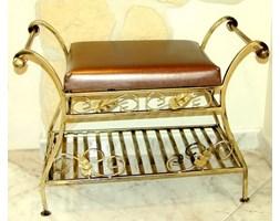Pufa - sofa - półka na buty 0865 - Profesjonalna Obsługa - Najniższe Koszty