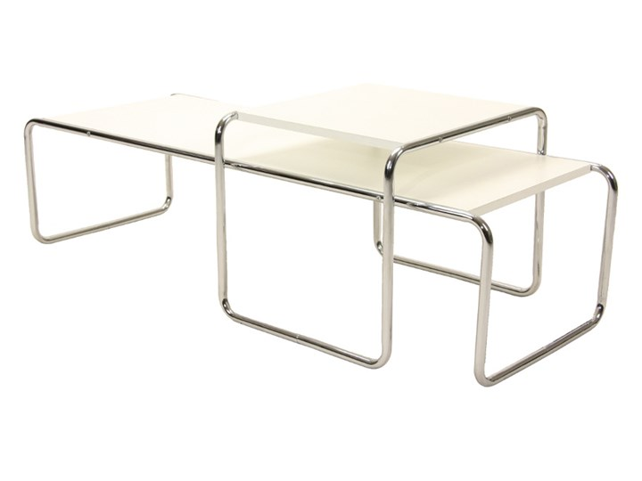 Laccio Coffee Table white