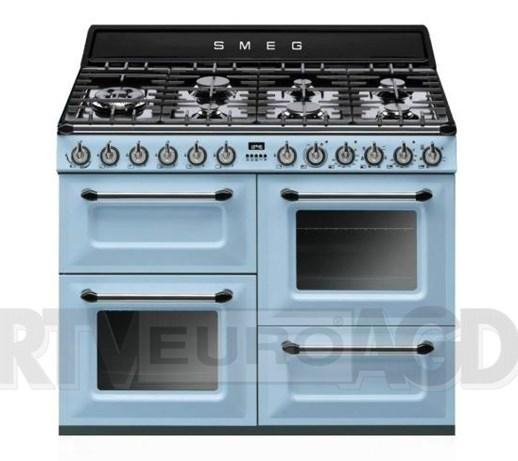 Smeg TR4110AZ Kuchnia gazowo elektryczna  Kuchenki gazowe   -> Kuchnia Gazowo Elektryczna Smeg