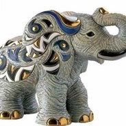 Figurka Słoń afrykański 16 cm De Rosa Rinconada 795-1022