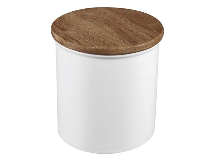 Pojemnik Porcelanowy Satu Bambusowe Wieczko 1l
