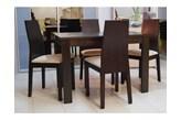 4 szt. krzesło Reset AKRT firmy BRW + stół 70/110