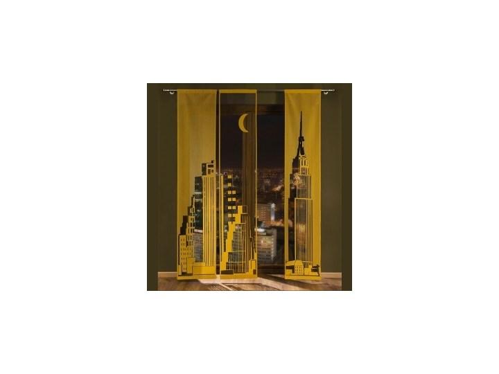 Panele Nowy Jork Komplet Miodowy Wysokość 240 Cm