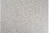 Linie Design Justin Grey Dywan Wełniany Pleciony Szary 140x200 cm - 487204