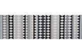 Linie Design Nantes Grey Dywan Bawełniany Pleciony Szary 80x150 - 476200