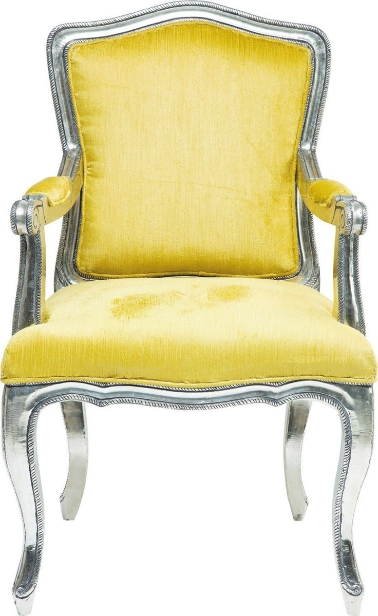 Kare design fotel z pod okietnikami regency lemon fotele zdj cia pomys y inspiracje Kare fotel