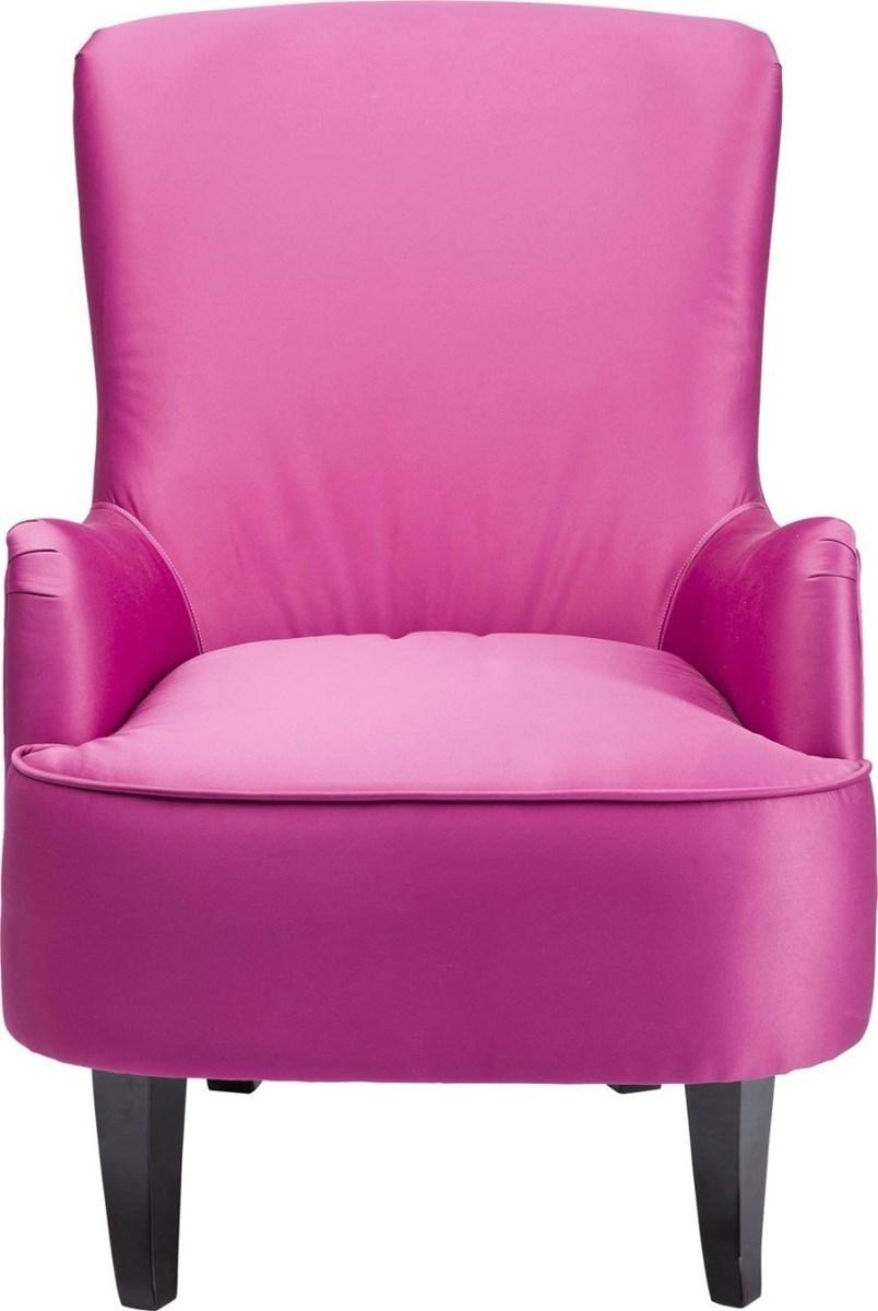 Kare design fotel boudoir fuchsia fotele zdj cia pomys y inspiracje homebook Kare fotel