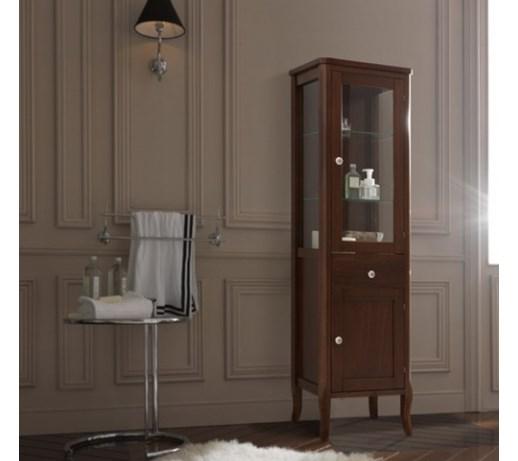 Kerasan Retro Witryna Do łazienki 1605x465cm Kolor Orzech 731540