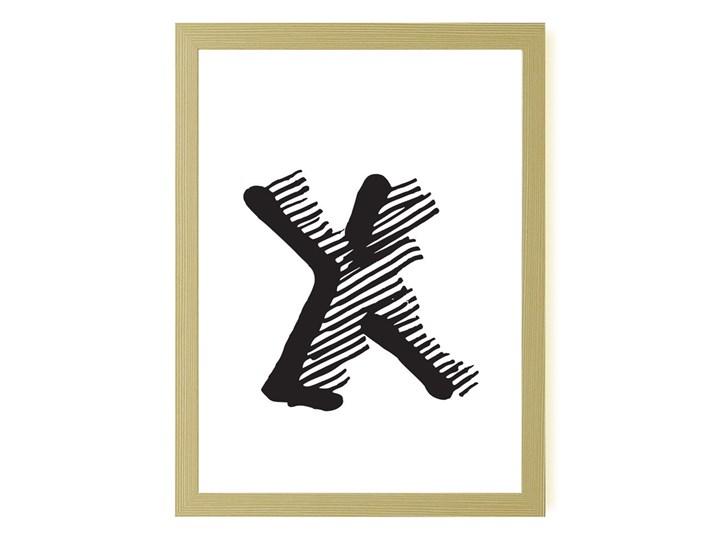 Litera X Plakaty W Ramie Plakaty Zdjęcia Pomysły Inspiracje