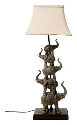 Kare Design Lampa Sto Owa Elefants Zamunda Lampy Sto Owe Zdj Cia Pomys Y Inspiracje