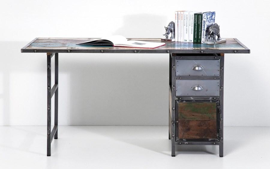 Kare Design Biurko Workshop 150x70cm Biurka Zdj Cia Pomys Y Inspiracje Homebook