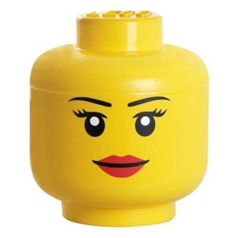 Pojemnik Główka LEGO