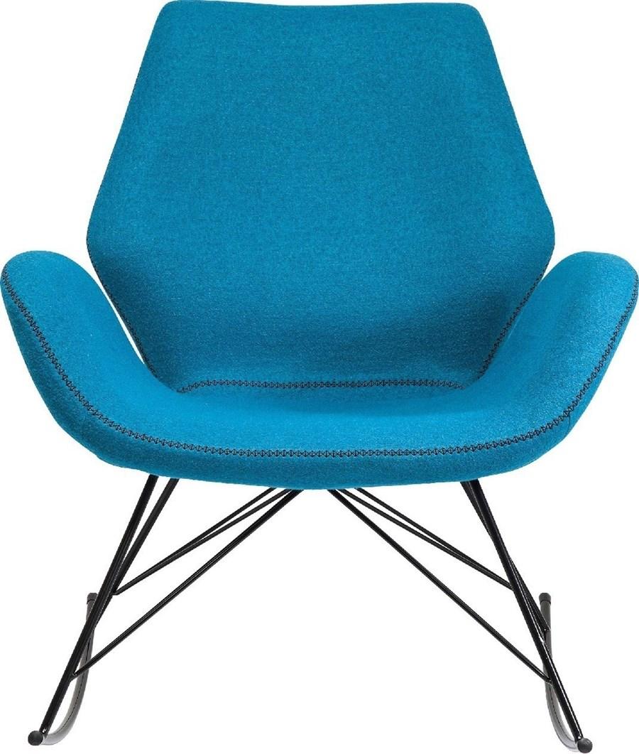 Kare design fotel bujany florida turquoise fotele zdj cia pomys y inspiracje homebook Kare fotel
