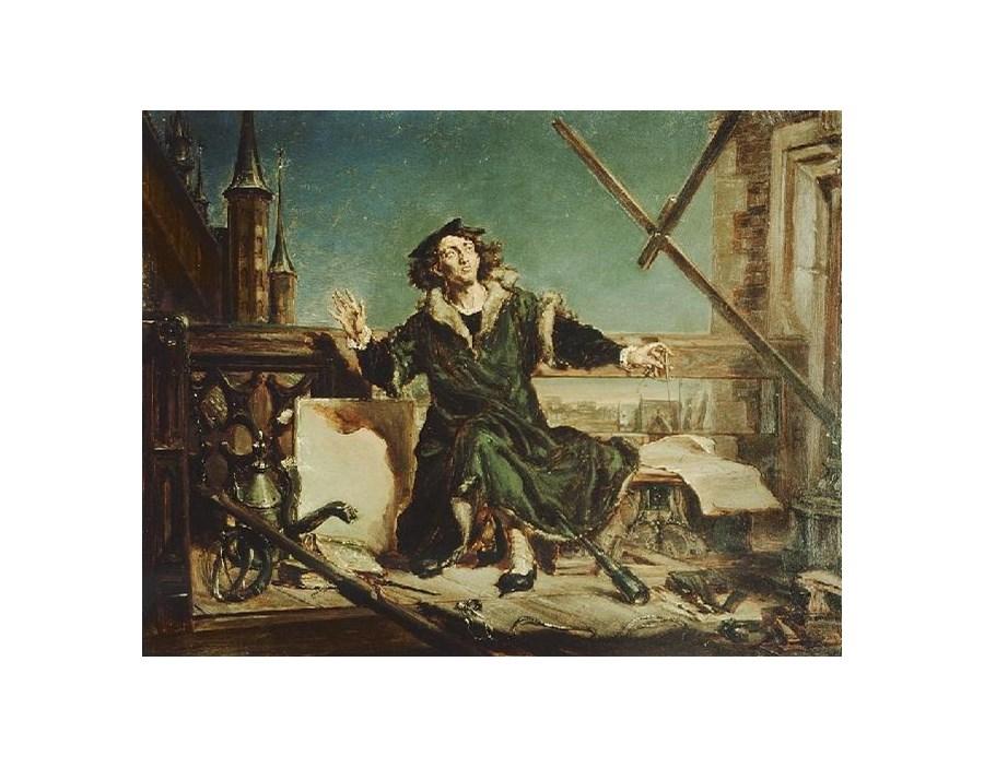 Obraz Mikołaj Kopernik Jan Matejko Obrazy Zdjęcia Pomysły