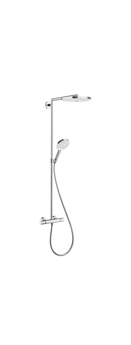 hansgrohe raindance select s 300 2jet komplet prysznicowy 27133400 zestawy prysznicowe. Black Bedroom Furniture Sets. Home Design Ideas