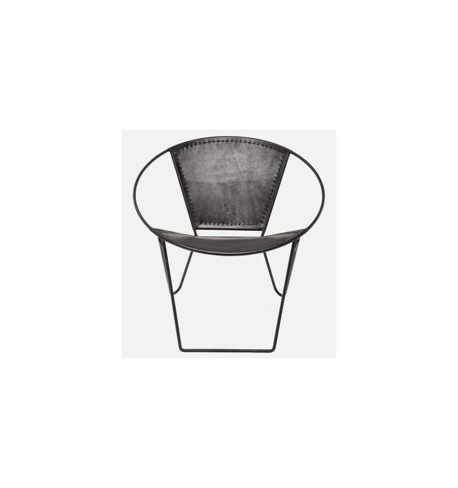 Krzes o bucket czarne kare design 79123 krzes a for Kare design tisch bijou steel