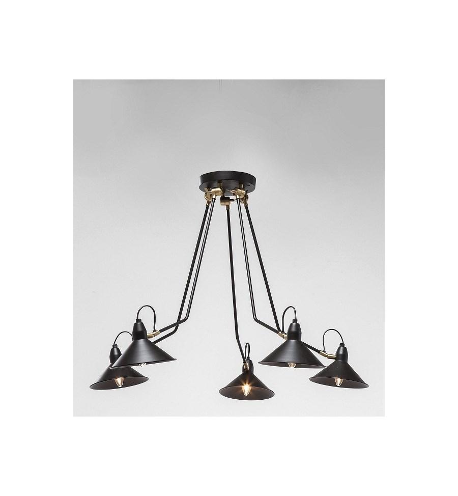 Kare Design Lampa Sufitowa Spider 5 Lite Lampy Wisz Ce Zdj Cia Pomys Y Inspiracje