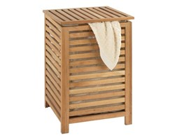 Kosz na pranie NORWAY - schowek na ręczniki, WENKO