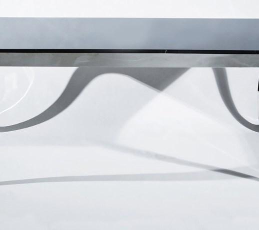 Kare design st bijou steel sto y kuchenne zdj cia for Kare design tisch bijou steel