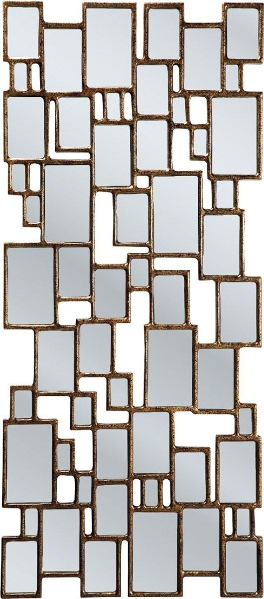 kare design lustro cubes copper 132x54cm lustra do. Black Bedroom Furniture Sets. Home Design Ideas