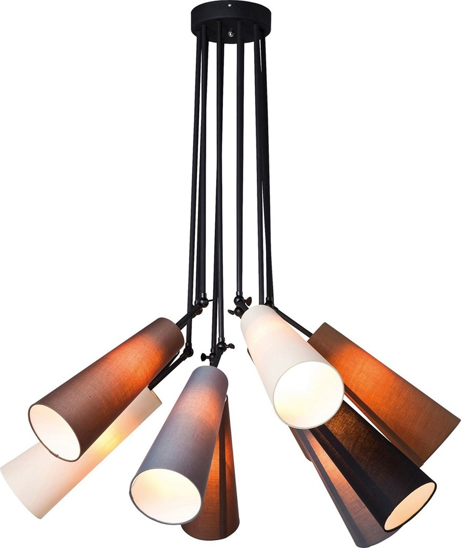 Kare Design Lampa Wisz Ca Multi Speaker 10 Kloszy Lampy Wisz Ce Zdj Cia Pomys Y