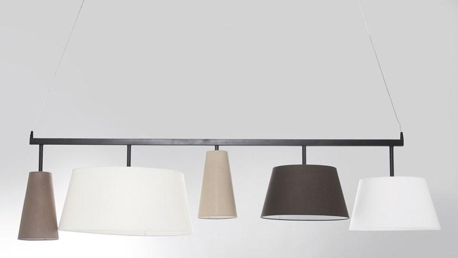 Kare Design Lampa Wisz Ca Parecchi Black