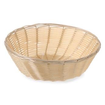 Koszyk okrągły z polirattanu - kod 426609