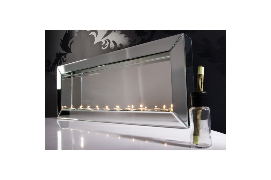 Lustro Big Beauty Candle Light 90x35 Kare Design 72830 Lustra Do Garderoby Zdj Cia