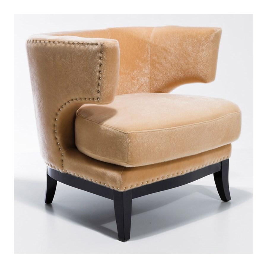 Kare design fotel art deco beige fotele zdj cia pomys y inspiracje homebook Kare fotel