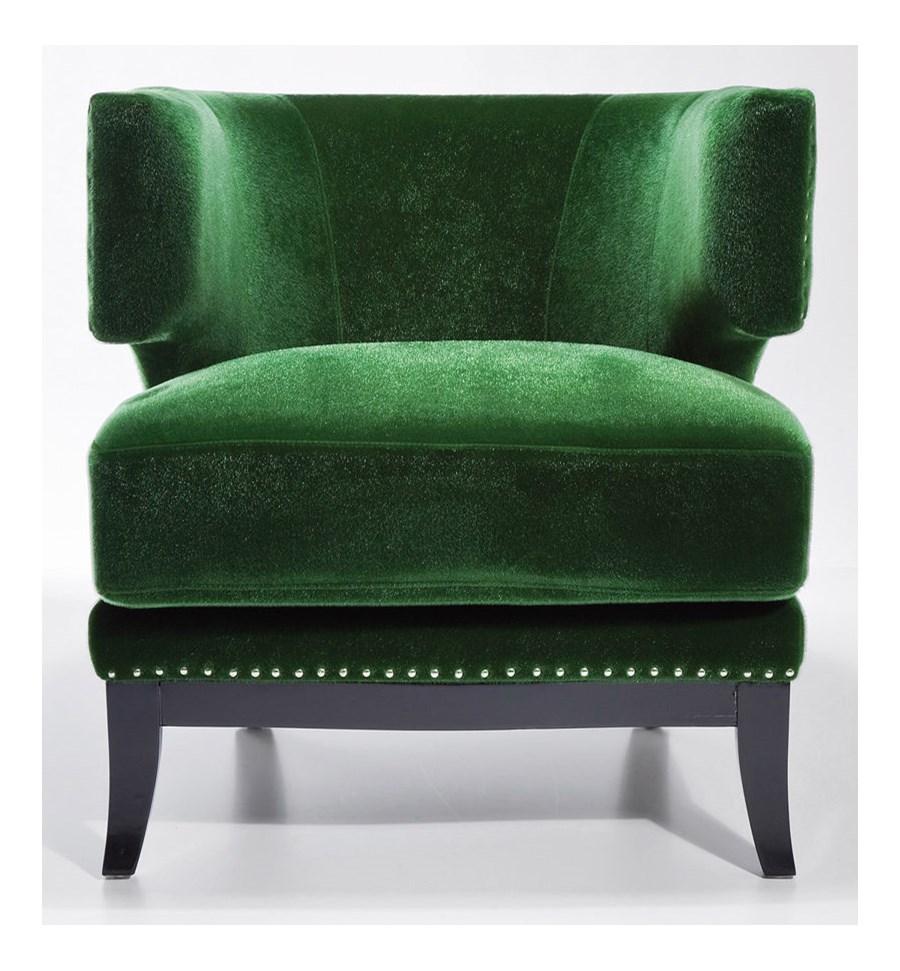 Kare design fotel art deco green fotele zdj cia pomys y inspiracje homebook Kare fotel