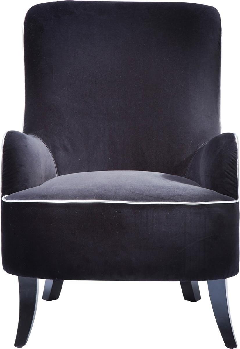 Kare design fotel boudoir black fotele zdj cia pomys y inspiracje homebook Kare fotel