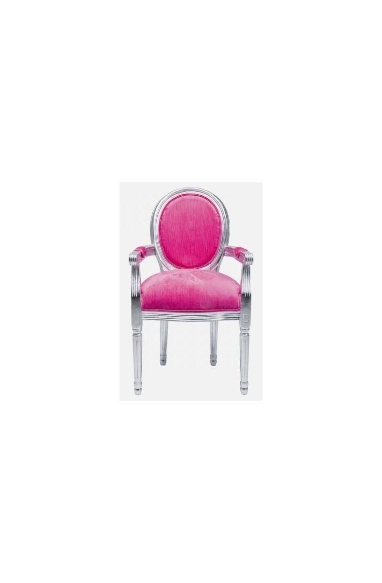 Krzes o louis i r owe kare design 78531 krzes a for Kare design tisch bijou steel