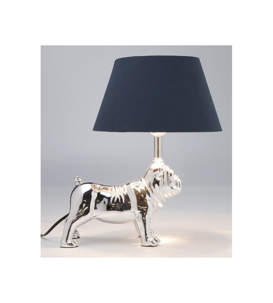 Kare Design Lampa Sto Owa Mops Chrome Lampy Sto Owe Zdj Cia Pomys Y Inspiracje Homebook