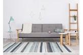 Dywan Mariko Niebieski 170x240 cm Linie Design 485405