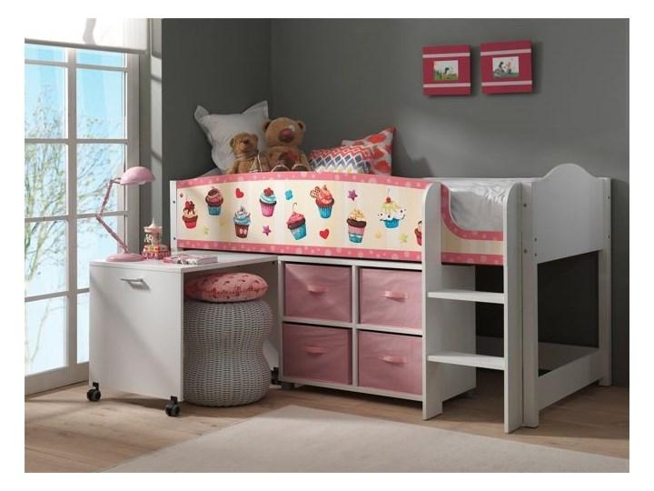 łóżko Piętrowe Dla Dzieci Lollipop Babeczki